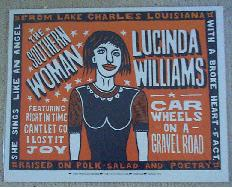 Williams, Lucinda--Southern woman