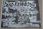 Dead Kennedys Handbill